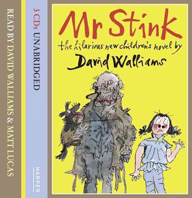 Mr Stink [Unabridged Edition]