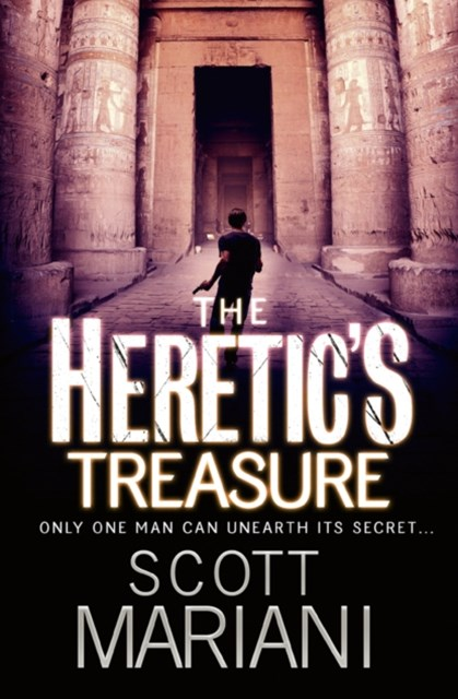 The HereticGÇÖs Treasure (Ben Hope, Book 4)