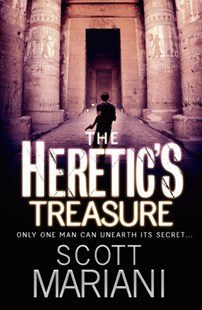 (ebook) The Heretic's Treasure (Ben Hope, Book 4) - Adventure Fiction Modern