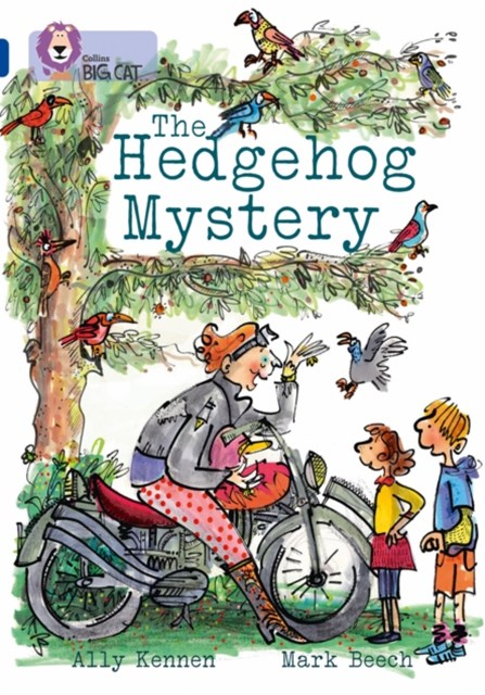 Hedgehog Mystery