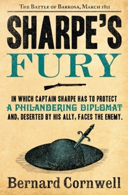 SharpeGÇÖs Fury: The Battle of Barrosa, March 1811 (The Sharpe Series, Book 11)