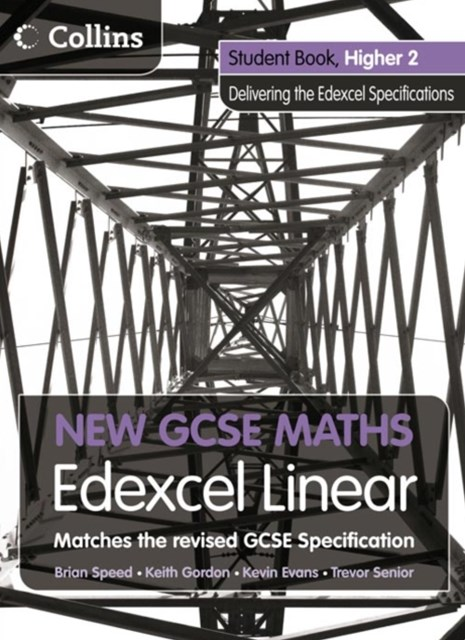 New GCSE Maths: Student Book Higher 2: Edexcel Linear (A)