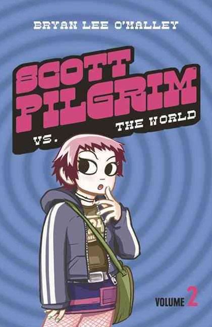 Scott Pilgrim Vs The World Volume 2