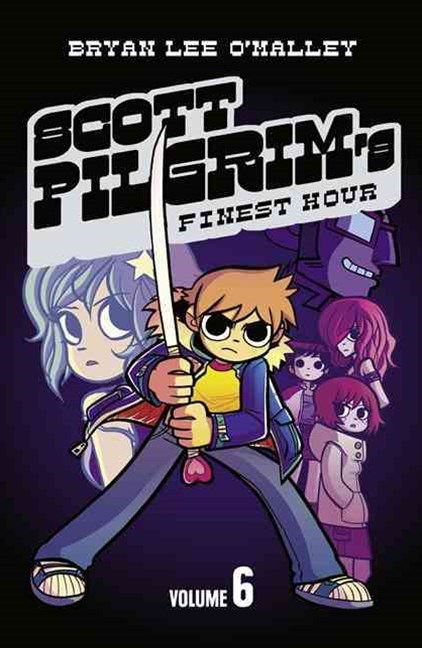 Scott Pilgrim's Finest Hour: Volume 6
