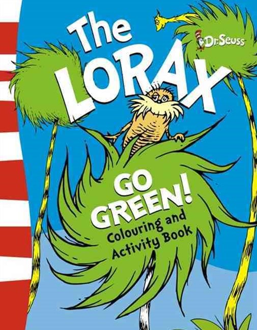 The Lorax Colouring And Activity Book