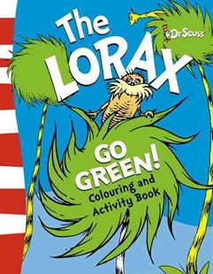 The Lorax Colouring And Activity Book by Dr Seuss (9780007341191) - PaperBack - Non-Fiction Art & Activity