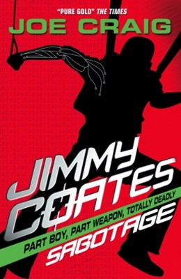 (ebook) Jimmy Coates: Sabotage