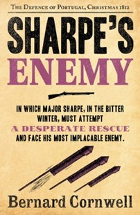 (ebook) Sharpe's Enemy: The Defence of Portugal, Christmas 1812 (The Sharpe Series, Book 15) - Adventure Fiction Historical