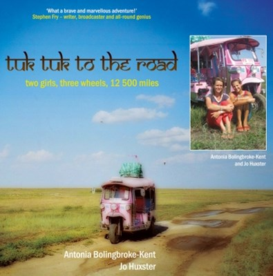 Tuk-Tuk to the Road
