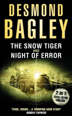 (ebook) The Snow Tiger / Night of Error