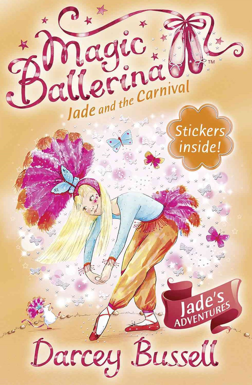 Magic Ballerina: Jade and the Carnival