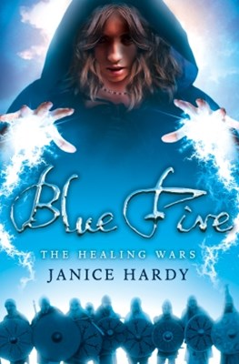 (ebook) Blue Fire (The Healing Wars, Book 2)