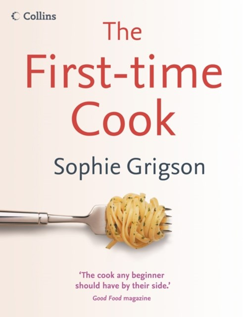(ebook) The First-Time Cook