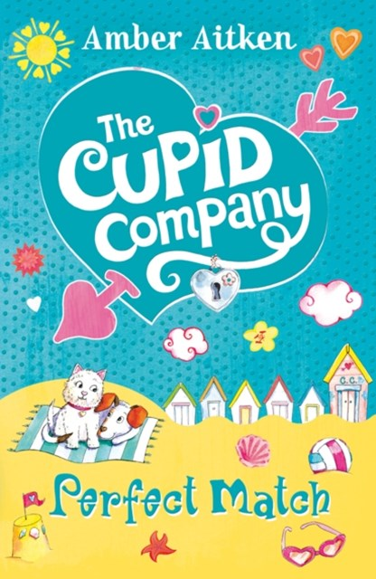 (ebook) Perfect Match (The Cupid Company, Book 4)