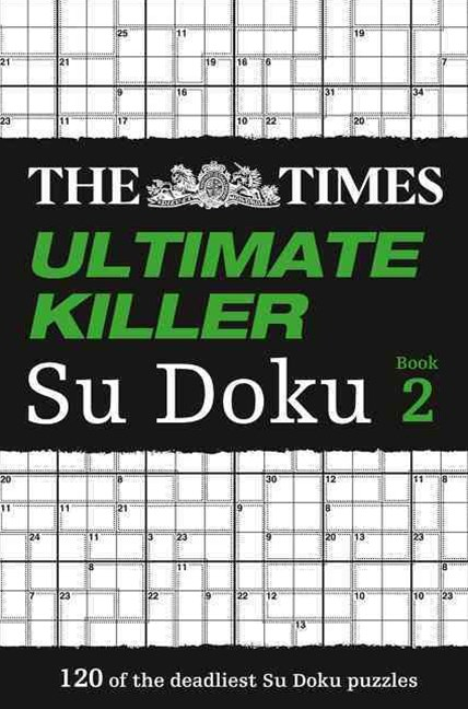 The Times Ultimate Killer Su Doku Book 2