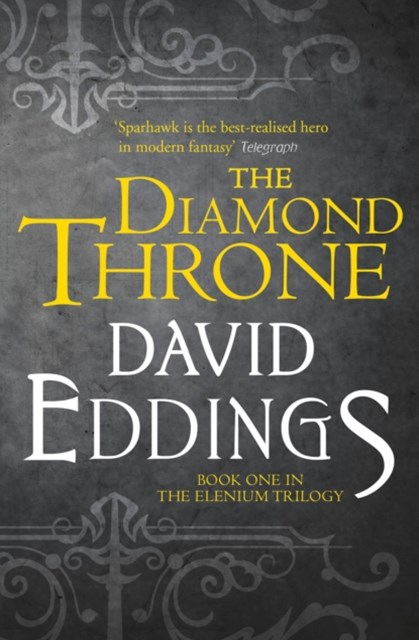 The Diamond Throne (The Elenium Trilogy, Book 1)