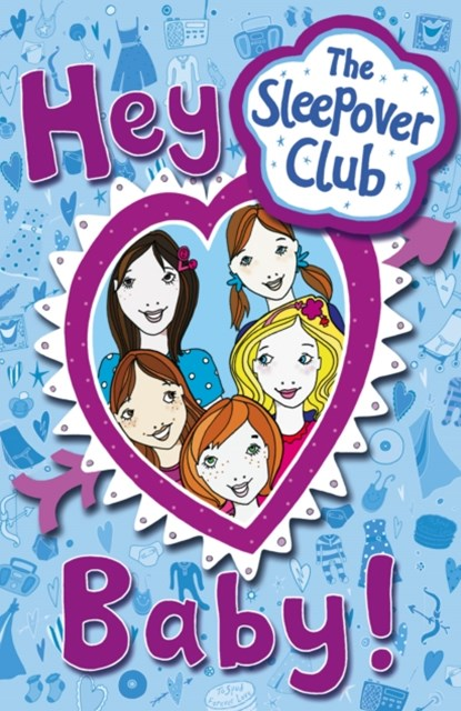 (ebook) Hey Baby! (The Sleepover Club)