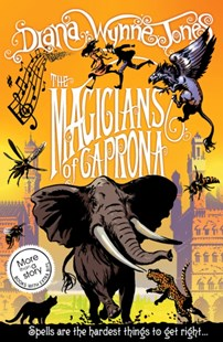 (ebook) The Magicians of Caprona (The Chrestomanci Series, Book 2) - Children's Fiction