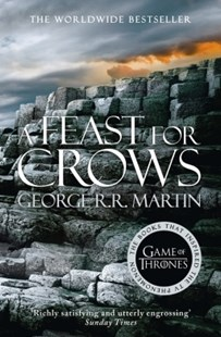 (ebook) A Feast for Crows (A Song of Ice and Fire, Book 4) - Adventure Fiction