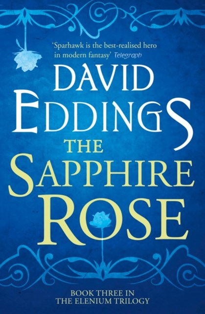 (ebook) The Sapphire Rose (The Elenium Trilogy, Book 3)