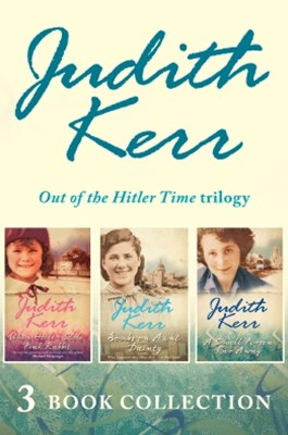 Out of the Hitler Time trilogy: When Hitler Stole Pink Rabbit, Bombs on Aunt Dainty, A Small Person