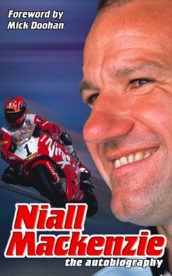 (ebook) Niall Mackenzie: The Autobiography