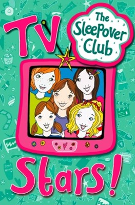 (ebook) TV Stars! (The Sleepover Club)