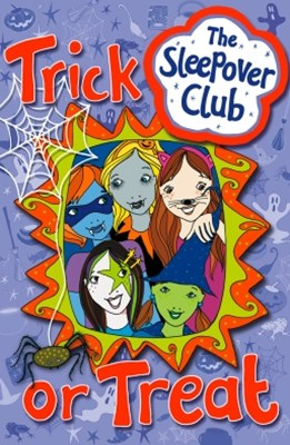 (ebook) Trick or Treat (The Sleepover Club)