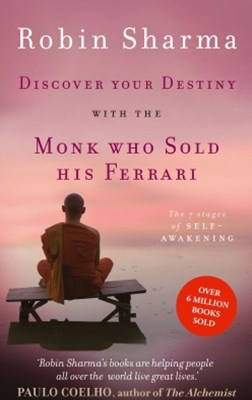 (ebook) Discover Your Destiny with The Monk Who Sold His Ferrari: The 7 Stages of Self-Awakening
