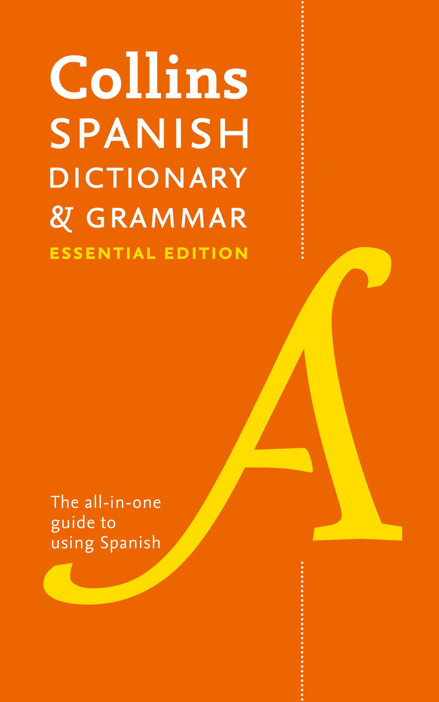 Collins Spanish Essential Dictionary and Grammar