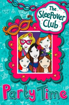(ebook) Party Time (The Sleepover Club)