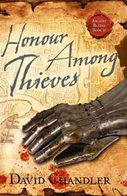 Honour Among Thieves: Ancient Blades Trilogy 3