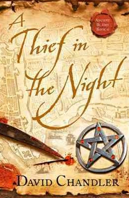 Thief in the Night: Ancient Blades Trilogy 2