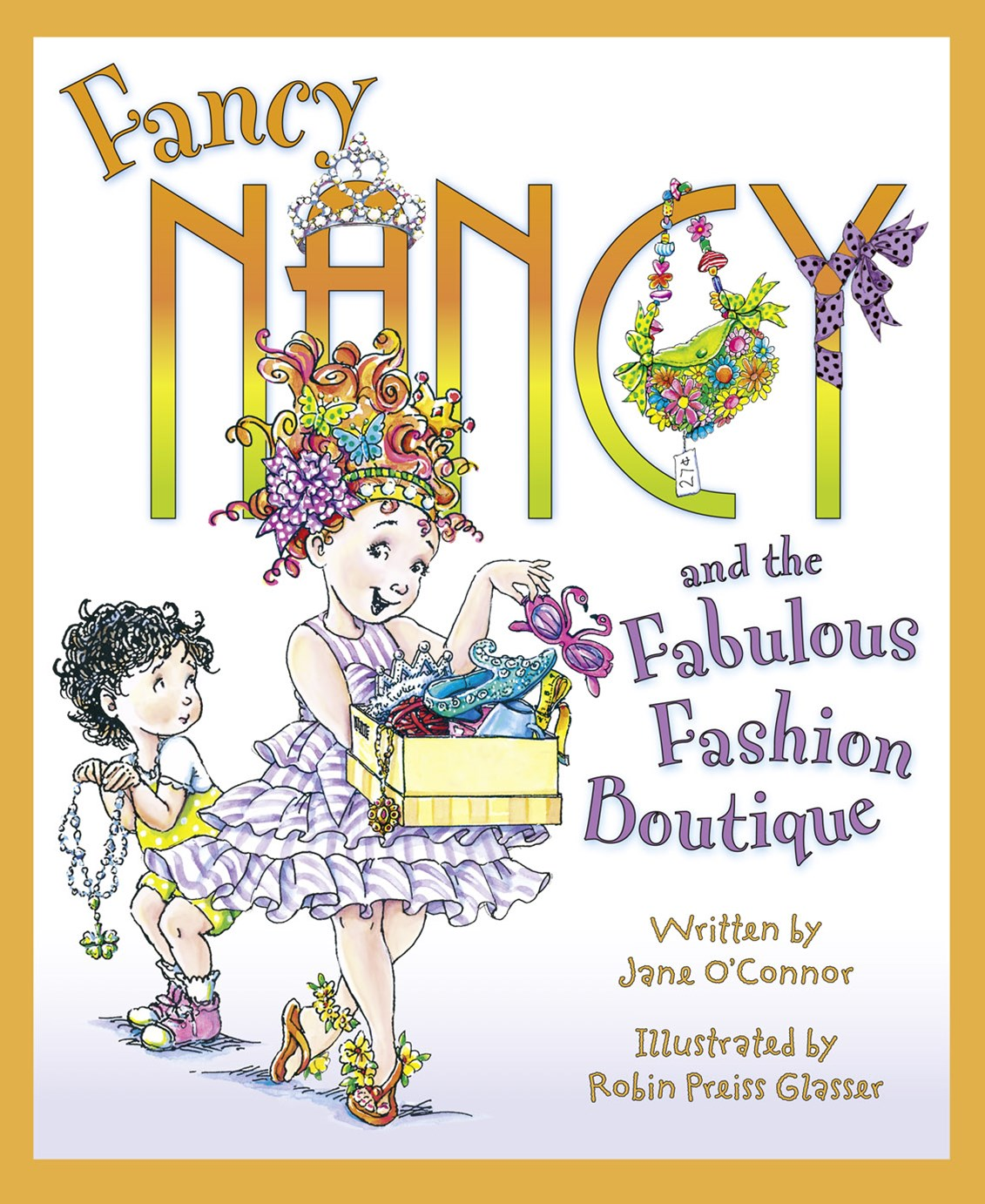 Fancy Nancy's Fabulous Fashion Boutique