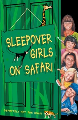 (ebook) Sleepover Girls on Safari (The Sleepover Club, Book 51)