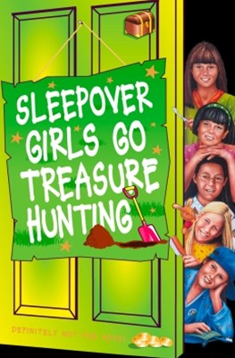 (ebook) Sleepover Girls Go Treasure Hunting (The Sleepover Club, Book 54)