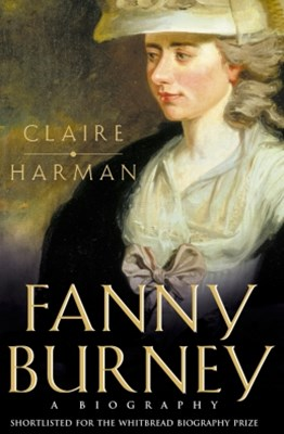 (ebook) Fanny Burney: A biography (Text Only)
