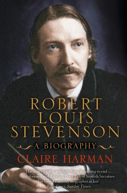 (ebook) Robert Louis Stevenson: A Biography (Text Only Edition)
