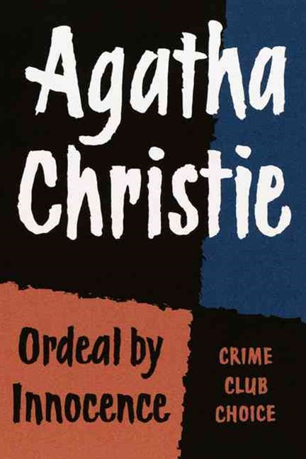 Ordeal By Innocence Facsimile Edition