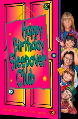 (ebook) Happy Birthday, Sleepover Club (The Sleepover Club, Book 10)