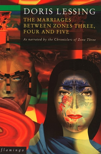 The Marriages Between Zones 3, 4 and 5 (Canopus in Argos: Archives Series, Book 2)