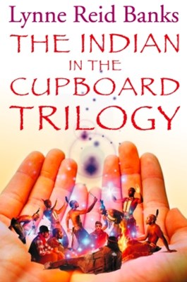 (ebook) The Indian in the Cupboard Trilogy