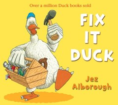 Fix-It Duck (Read aloud by Matt Lucas)