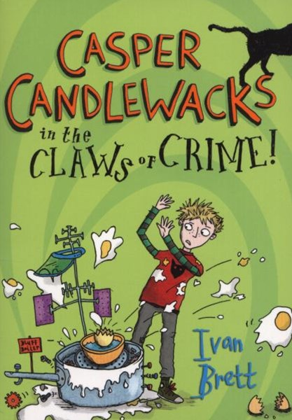 Casper Candlewacks in the Claws of Crime!