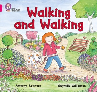 Walking and Walking by Anthony Robinson, Gwyneth Williamson (9780007412761) - PaperBack - Non-Fiction Sport