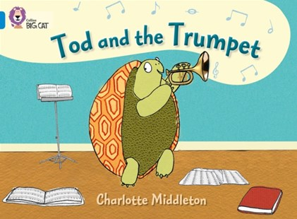 Tod and the Trumpet by Charlotte Middleton (9780007412976) - PaperBack - Non-Fiction Animals