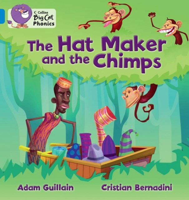 Hat Maker and the Chimps