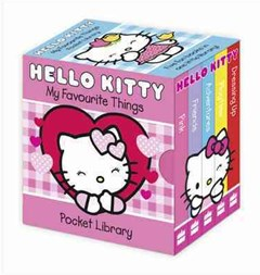 Hello Kitty - My Favourite Things Pocket Library