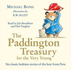 The Paddington Treasury For The Very Young UNA