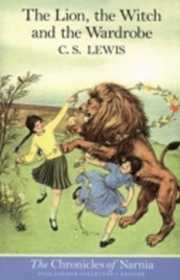 Lion, the Witch and the Wardrobe (Colour Version) (The Chronicles of Narnia, Book 2)